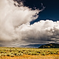 Wyoming Sky by Patrick  Flynn