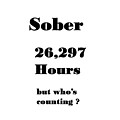 3 Years Sober by Florene Welebny