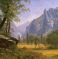 Yosemite Valley by MotionAge Designs