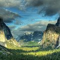 Yosemite Valley by Marc Bittan