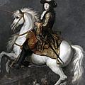 Louis Xiv (1638-1715) by Granger