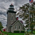 30-mile Point Lighthouse 3197 by Guy Whiteley