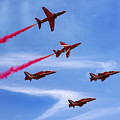 Red Arrows by Angel  Tarantella