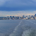 Seattle Skyline by Cityscape Photography