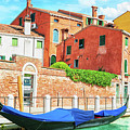 Venice Italy by Peter Horvath