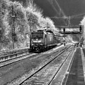 301 Ice Train by Mark Brooks