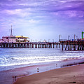 Santa Monica Pier Collection- 27/36 by Gene Parks