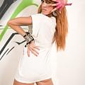 Cool Hip-hop Dancer by Nikita Buida
