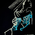 Dinka Lady - South Sudan by Gloria Ssali
