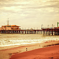 Santa Monica Pier Collection- 28/36 by Gene Parks