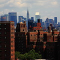 New York City Skyline 3 by Frank Romeo