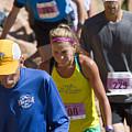 Pikes Peak Marathon And Ascent by Steve Krull