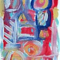 Abstract On Paper No. 31 by Michael Henderson