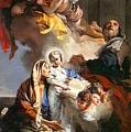 33613 Giovanni Battista Tiepolo by Eloisa Mannion