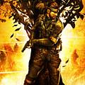 Metal Gear by Mery Moon