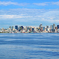 Seattle Skyline by Cityscape Photography