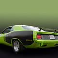 340 Cuda  by Bill Dutting