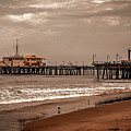 Santa Monica Pier Collection- 30/36 by Gene Parks