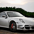 360 Forged Porsche 997tt 2 by Alice Kent