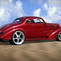 37 Chevy Coupe by Mike McGlothlen