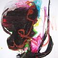 Abstract Expressionsim Art by Seon-jeong Kim