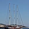 Hvar Croatia by Paul James Bannerman