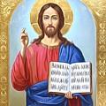 jesus Christ Son Of God by Carol Jackson