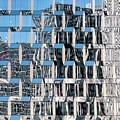 3d Facade Of 50w47th by S Paul Sahm