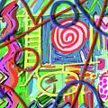 3d Jazz by Joe Roache