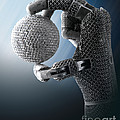 3d Printing Additive Robotic Hand by Science Source