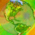 3d Render Of Planet Earth by Jeelan Clark