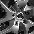 2011 Lotus Euora Wheel Emblem by Nick Gray