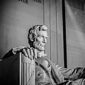 Abraham Lincoln Memorial In Washington Dc Usa by Alex Grichenko