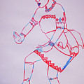 Adowa Dance Ghana by Gloria Ssali