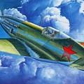 Aircraft by Dorothy Binder