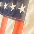 American Flag by Robert Gaines