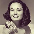 Ann Blyth, Vintage Actress by John Springfield