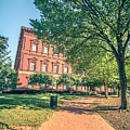 Architecture And Buildings On Streets Of Washington Dc by Alex Grichenko