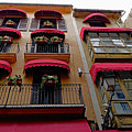 Artistic Architecture In Palma Majorca, Spain by Richard Rosenshein