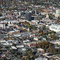 Asheville Aerial Photo by David Oppenheimer