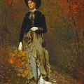 Autumn  by Winslow Homer