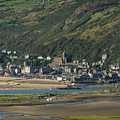 Barmouth And The Mawddach Estuary, Wales Uk by Keith Morris