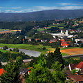 Bavarian Landscape by Anthony Dezenzio