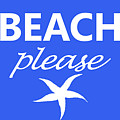 Beach Please by Robert Banach