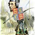 Benjamin Disraeli by Granger