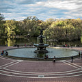 Bethesda Fountain by Robert J Caputo