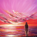 Beyond The Sunset  by Gina De Gorna