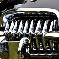 Black Corvette by Dean Ferreira