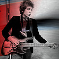 Bob Dylan by Marvin Blaine