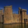 Bodium Castle Sussex by Chris Pickett
